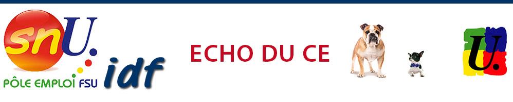 Echo du CE Décembre 2017